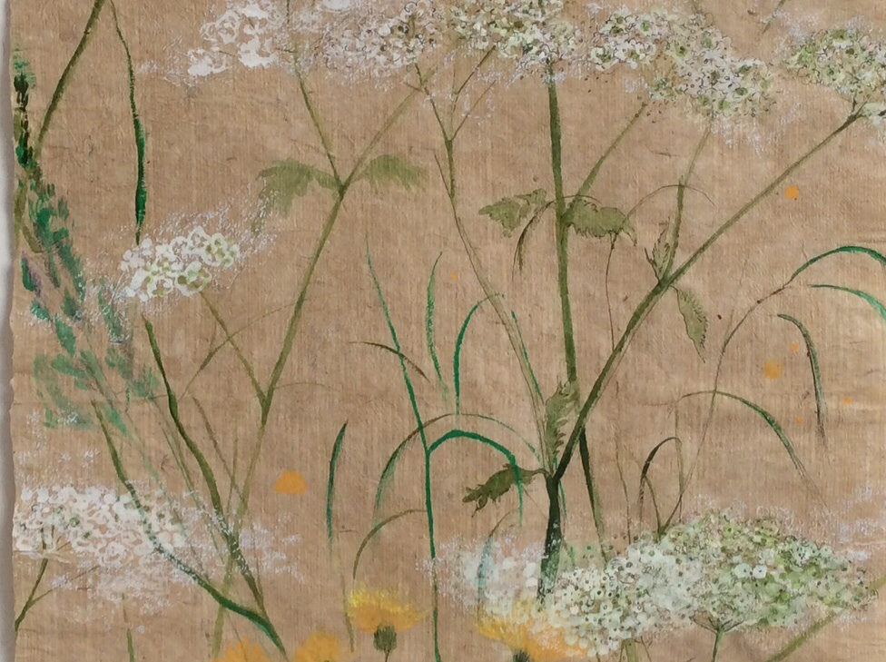 Field margin drawing